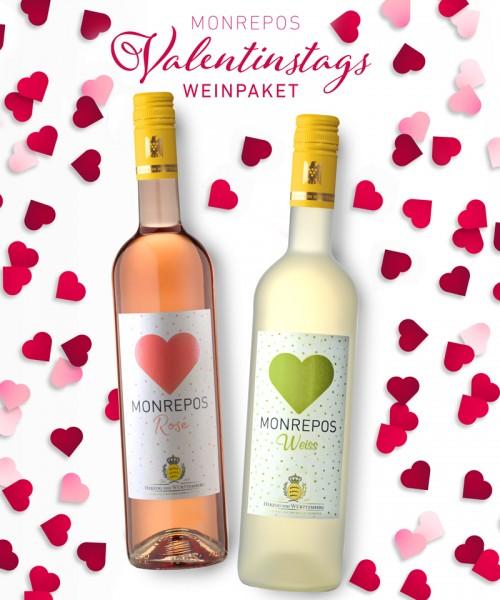 Valentinstags-Weinpaket
