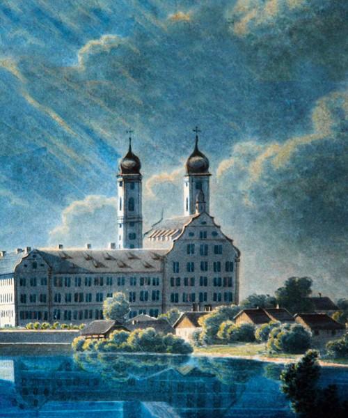Historische Weinprobe in Friedrichshafen