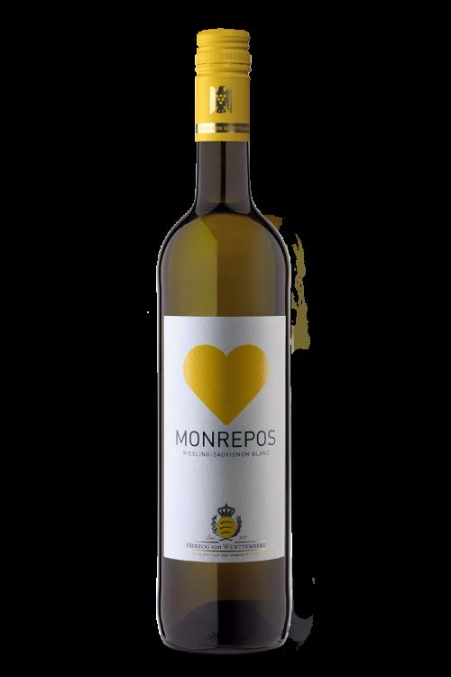 LOVE MONREPOS Riesling-Sauvignon Blanc